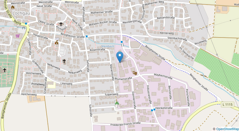osm screenshot